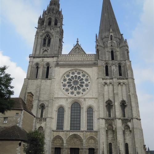 Photo de La cathédrale de Chartres